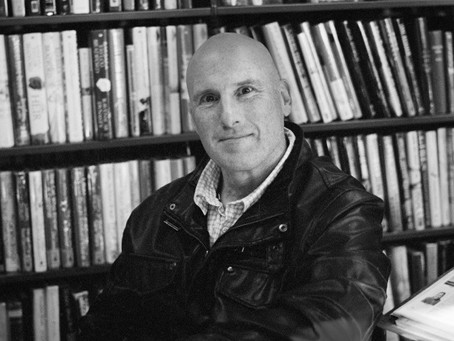 Maine Author Joseph Souza Visits The Novelists' Nook