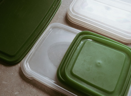 Three Tips for Tidy Tupperware