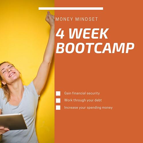 4 week Money Bootcamp