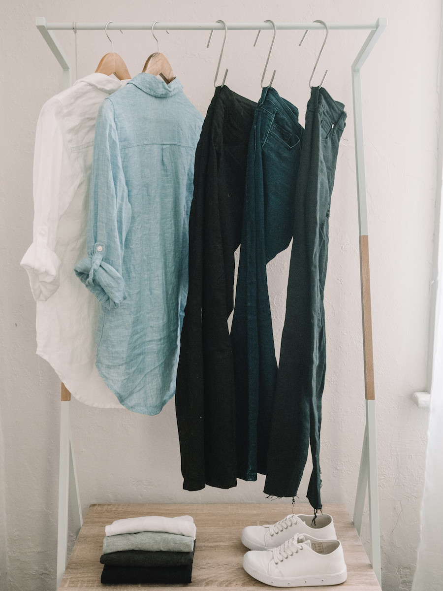 Sustainable Fashion Items. Country Road, Trenery, Cotton On, Target