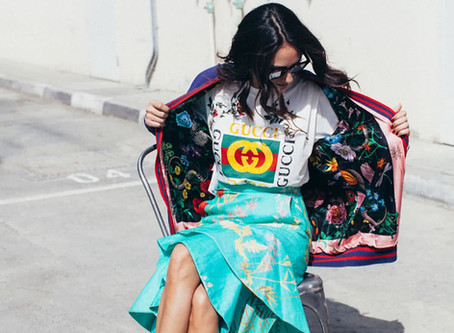 Why designer brands sell Printed T-shirts.