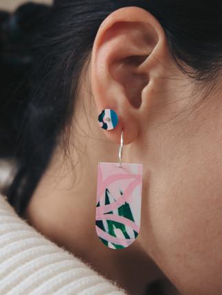 Moe Moe earrings