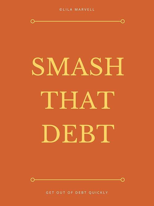 Smash That Debt E-Book