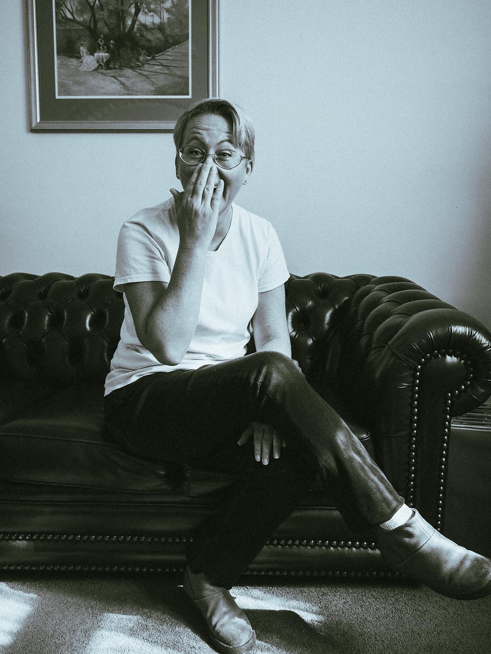 Kecia, photography by Lila Marvell