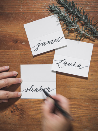 Well Lettered calligraphy