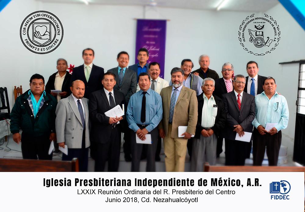 LXXIX Reunión del R. Presbiterio del Centro de la IPIM