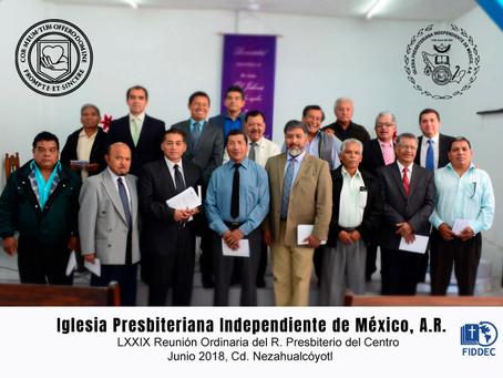 LXXIX Reunión ordinaria del R. Presbiterio del centro de la IPIM