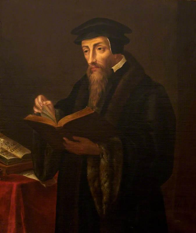 Juan Calvino (1509 - 1564)