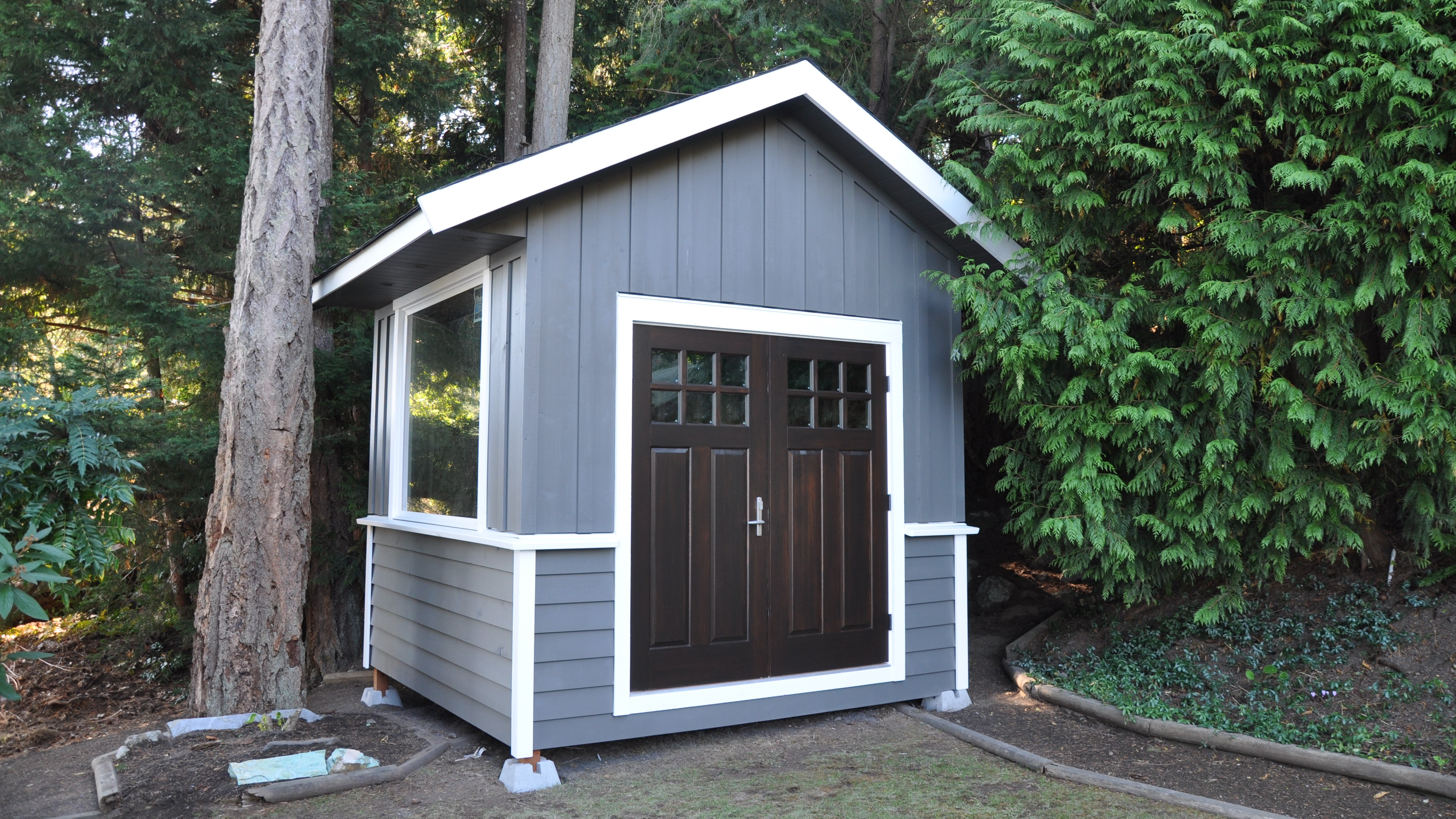 Emperor Homes Ltd - Bare Point Custom Renovation Phase 2 - She Shed 1
