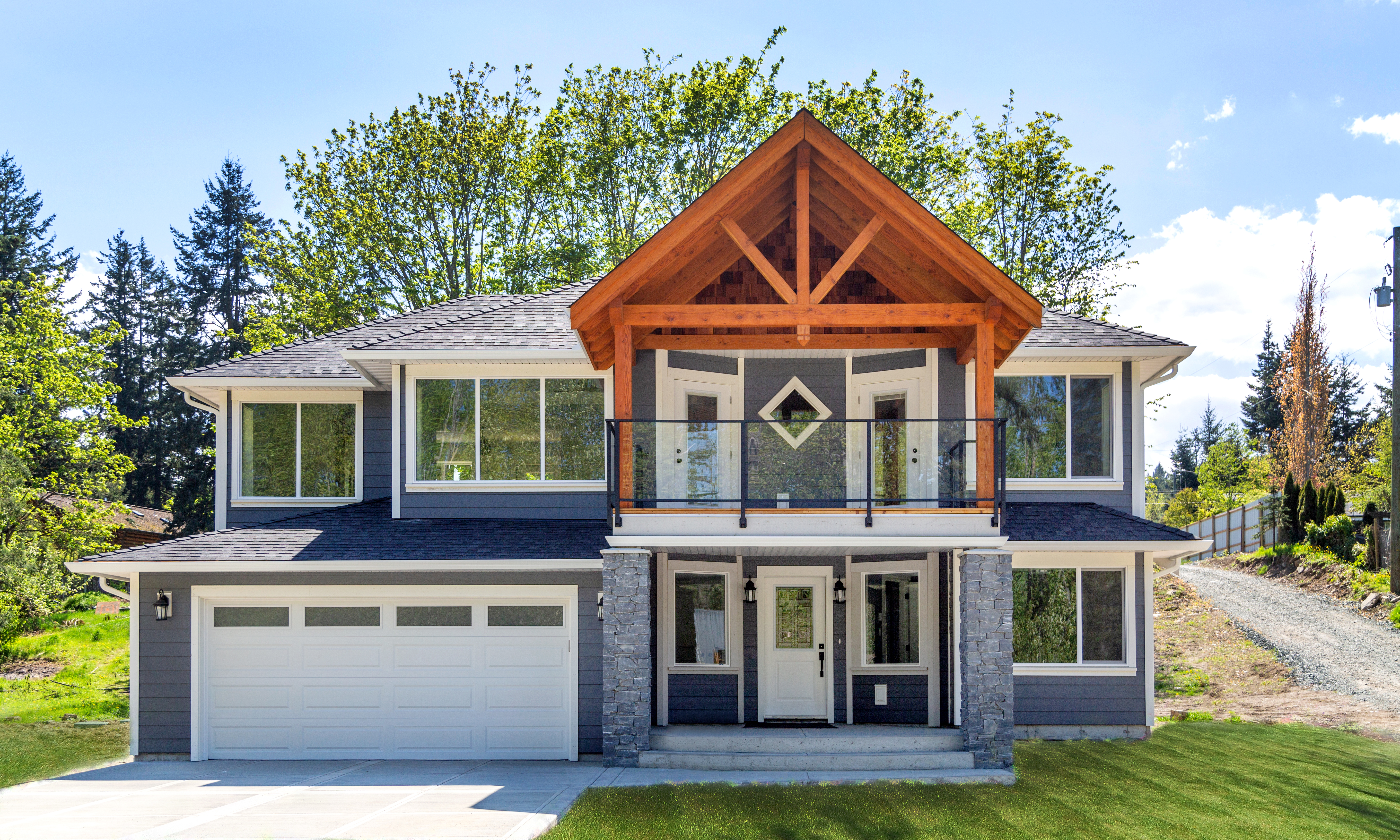 Ladysmith Custom Home