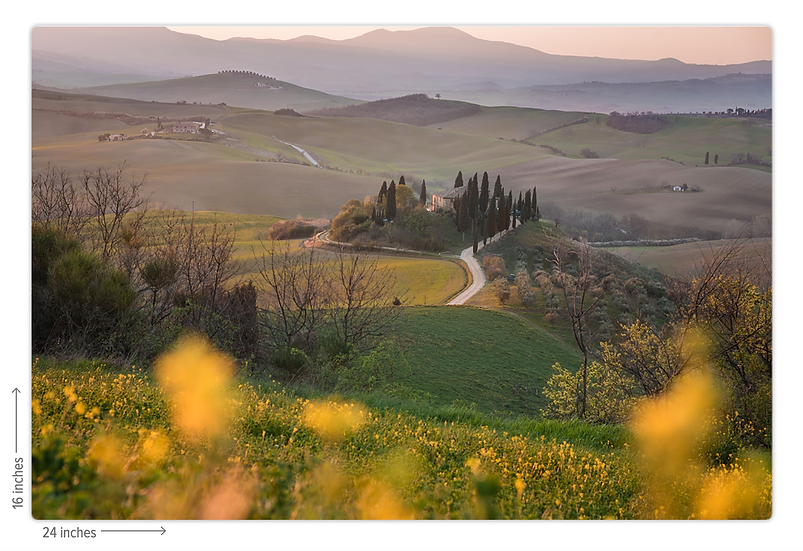 Heart of Tuscany