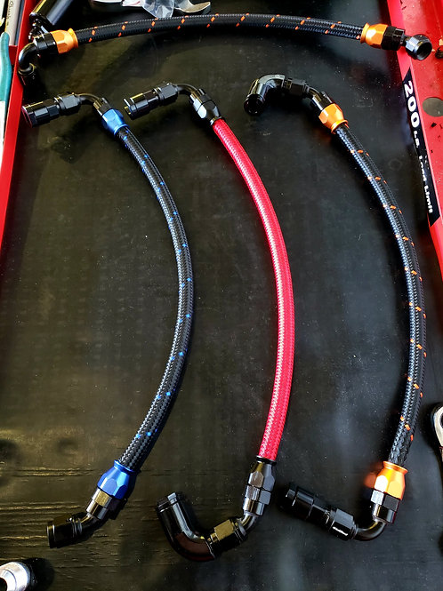 MAZDASPEED HPFP Return Line (PRV Line)