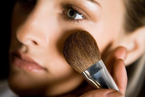 Makeup in Studio