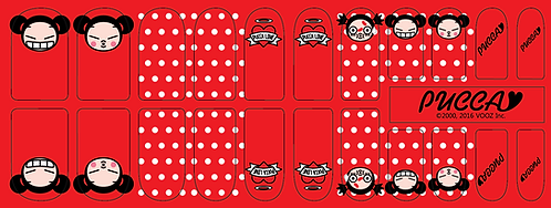 PUCCA Red Dot