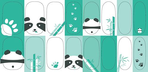 Panda Footprint