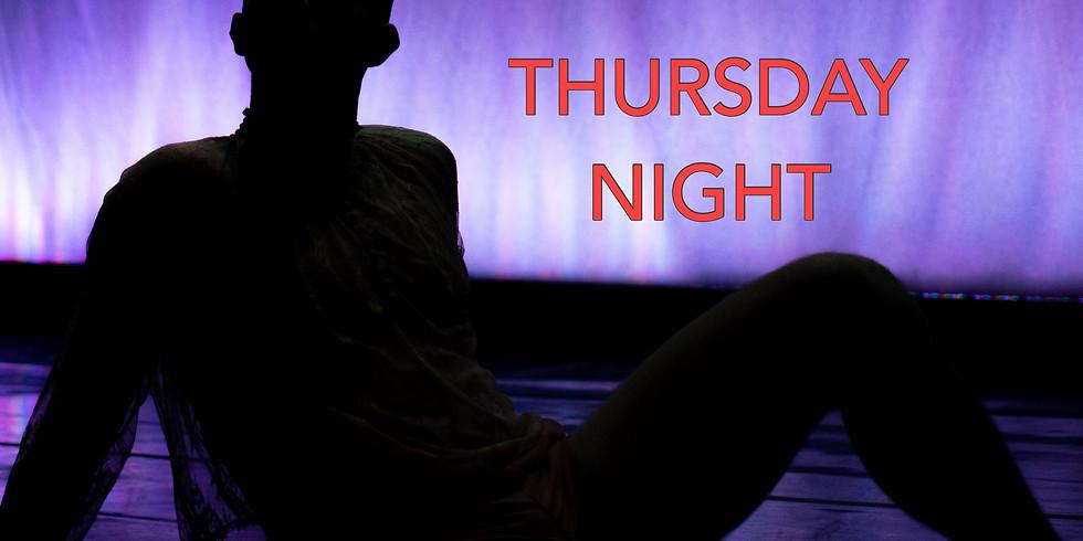 Excuse The Art - Thursday Evening (4/15/21)