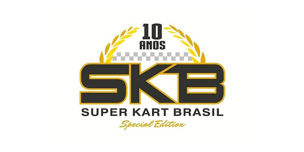 SKB - Super Kart Brasil 10 anos