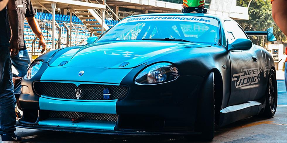 Pilote um Trofeo Maserati