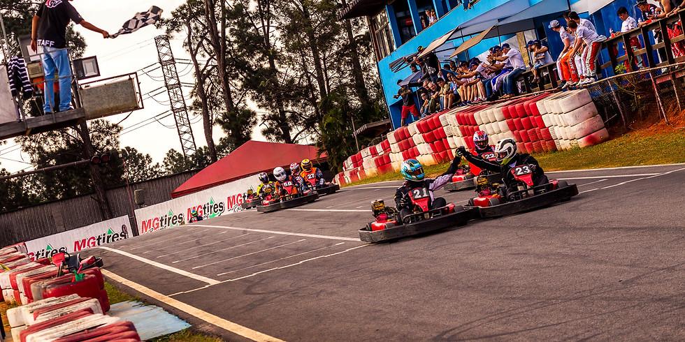 Corra de Kart no KGV