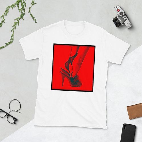 Red 4. Short-Sleeve Unisex T-Shirt