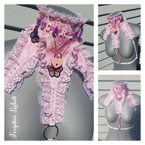 Sugargirl choker harness
