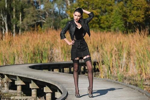 Minx mini skirt