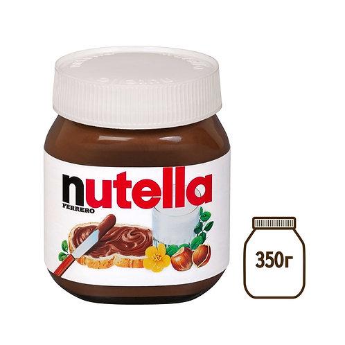 Шоколадная паста Nutella 350 Гр