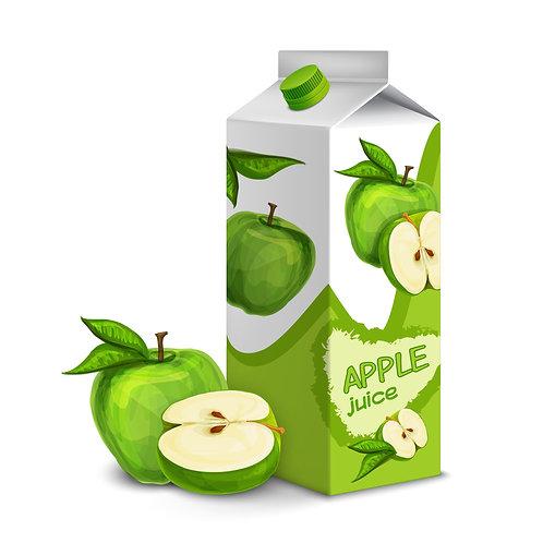 Сок яблочный ООО Нектар 1 л