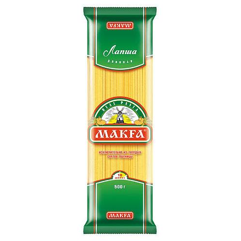 Спагетти Makfa 500 Гр