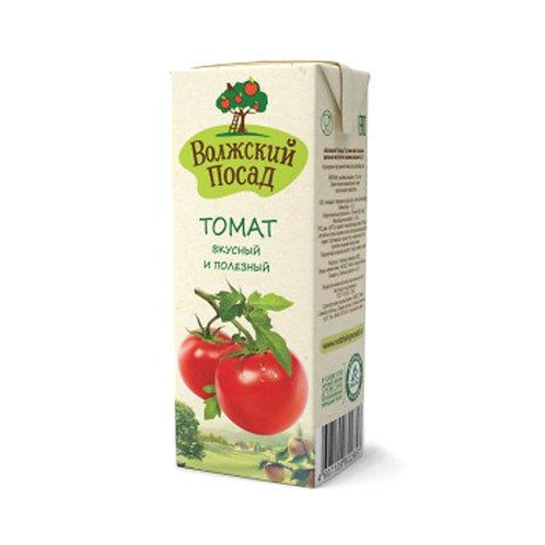 """Сок томатный 0.2 """"Волжский посад"""""""