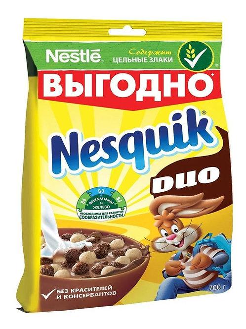 Готовый завтрак Nesquick DUO 700 Гр