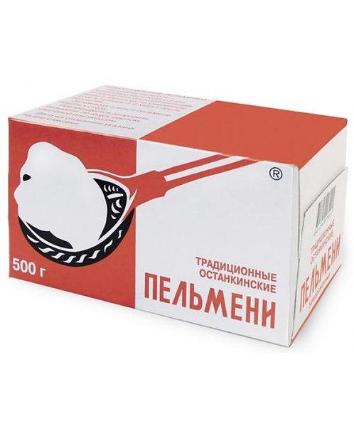 Пельмени Останкинские 500 Гр