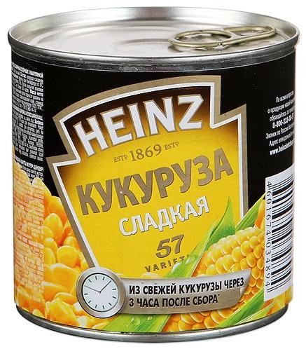 Кукуруза сладкая Heinz 340 Гр