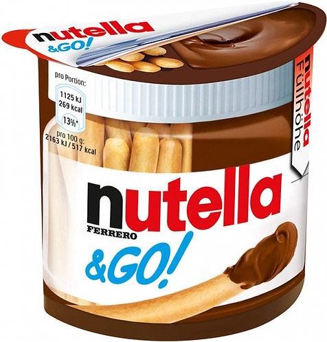 Nutella Go 52 Гр