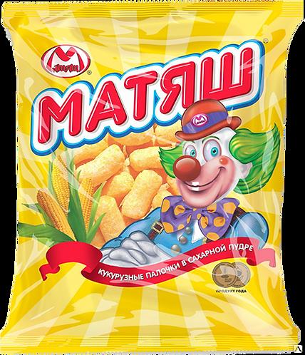 Кукурузные палочки Матяш 50 Гр