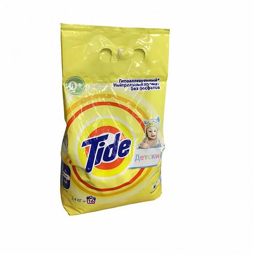 Стиральный порошок TIDE автомат детский 2.4 кг