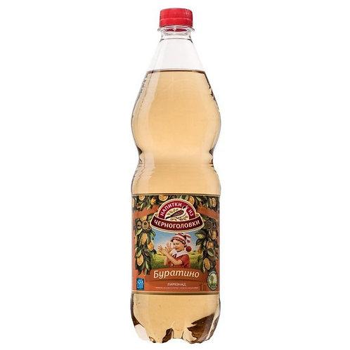 Буратино Напитки из Черноголовки 2 л