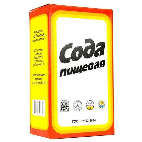 Сода пищевая 500 Гр