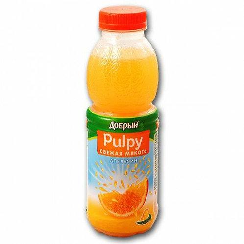 Добрый Pulpy апельсин 0.47
