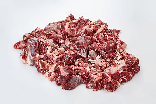 Блоки из жилованного мяса говядины (на фарш) заморозка ГОСТ 1 кг