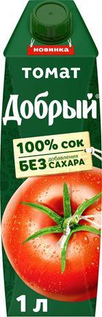 Сок томатный Добрый 1 л