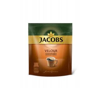 Кофе растворимый JACOBS Velour 70 Гр