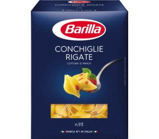 Макароны Barilla Conchiglie Rigate 450 Гр