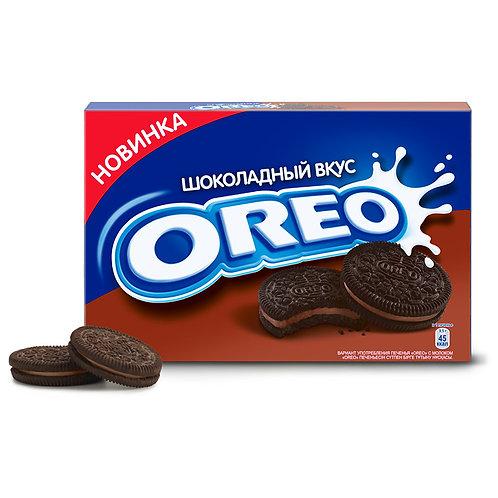 Печенье OREO 228 Гр с шоколадом