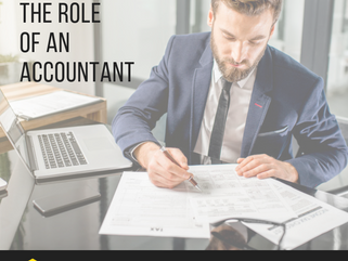 Rethinking the role of an accountant.