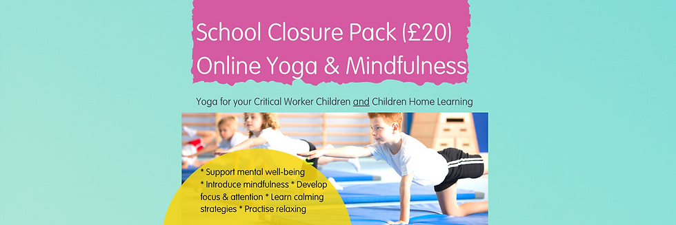 School Closure Pack Website Slider small