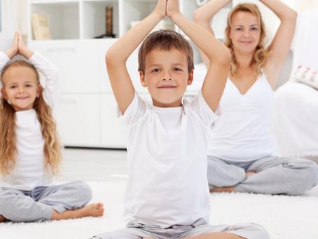 Free Online Yoga & 10% OFF when you Feedback