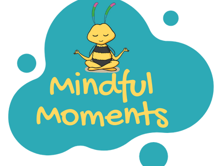 Yoga & Mindfulness in the Classroom / Yoga at Your Desk - 'Mindful Moments'