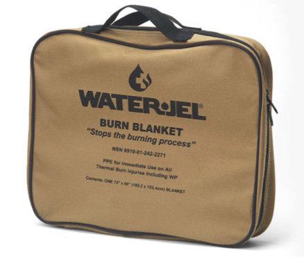 WATER-JEL TÁTICO 183x152cm WJTactical FireBlanket (Pouch)