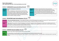 Detailed Lesson Plan - Shaping Healthy M